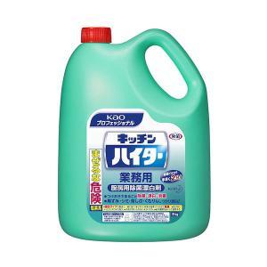 花王 キッチンハイター 除菌・漂白剤 5kg XSV49|n-kitchen