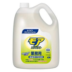 花王 モア コンパクト 業務用 5Lボトル|n-kitchen