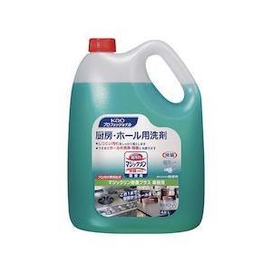 花王 マジックリン 除菌プラス 4.5L (厨房機器・設備用洗浄剤)|n-kitchen
