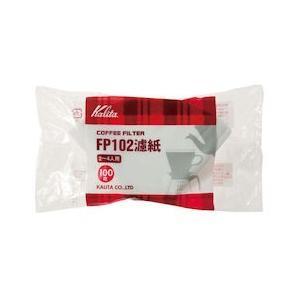 カリタ コーヒーフィルター 100枚入 FP-104ロシ FKCG204|n-kitchen