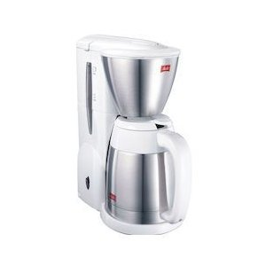 メリタ コーヒーメーカー ノア SKT54ホワイト FKCJ302 n-kitchen
