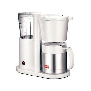 メリタ コーヒーメーカー オルフィ SKT52ホワイト FKCJ202 n-kitchen