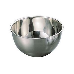 SA18-8ハンドミキサーボール 24CM WBC01024|n-kitchen