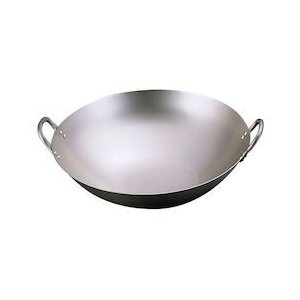 SA純チタン 中華鍋 33cm ATY62033|n-kitchen