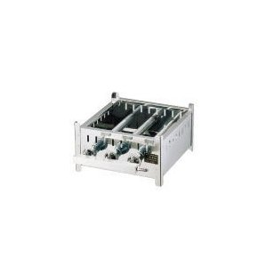 SA18-0業務用角蒸器専用ガス台 LPガス30CM用 AMS6701|n-kitchen