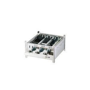 SA18-0業務用角蒸器専用ガス台 LPガス33CM用 AMS6704|n-kitchen