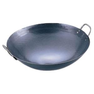山田 鉄 打出中華鍋 30cm ATY9330|n-kitchen