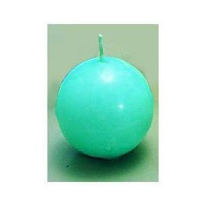 ボールキャンドル 40ヶ入 40044 グリーン PKYB25A|n-kitchen