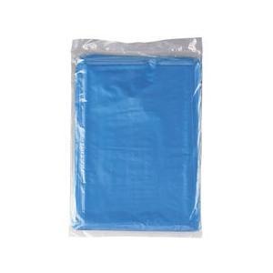 ポリ袋ブルー 200枚入 No.10 XPL3602|n-kitchen