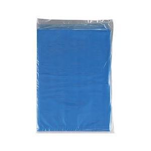 ポリ袋ブルー 200枚入 No.19 XPL3607|n-kitchen