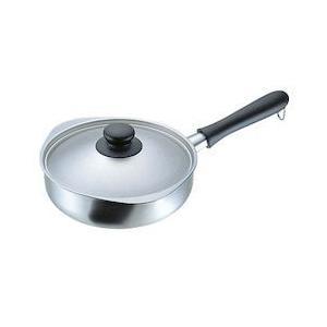 柳宗理 18-8片手鍋 18cm つや消し 31115 AKTD602|n-kitchen