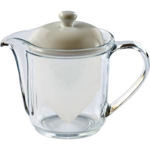 セレック ニューギヤマンVポット クリア GAV-3/S(陶器蓋)|n-kitchen