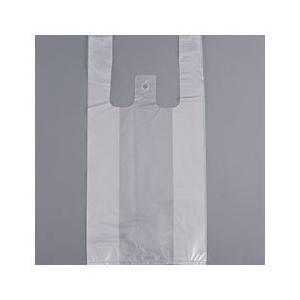 レジ袋 半透明 紐付き・エンボス付き 100枚入 NO8 XLZ4701|n-kitchen