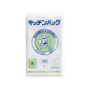 ポリエチレン キッチンバッグ 50枚入 大 XKT541|n-kitchen