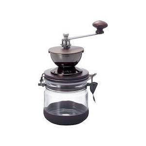 ハリオ キャニスターコーヒーミル CMHN-4 FML3101|n-kitchen
