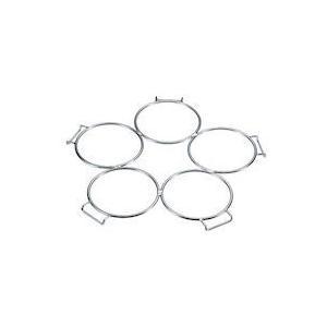 18-8デカテボ専用リング 15cm用 ALV2901|n-kitchen