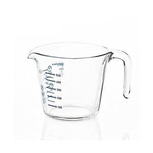 グラスロック スマートメジャーカップ 計量カップ 500mL n-kitchen