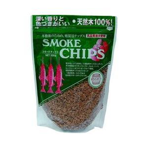 スモークチップスホワイトオーク CD:111124|n-kitchen