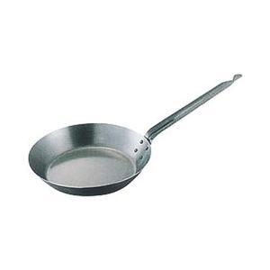 神田鉄鍋 鉄厚板フライパン16cm CD:018135|n-kitchen