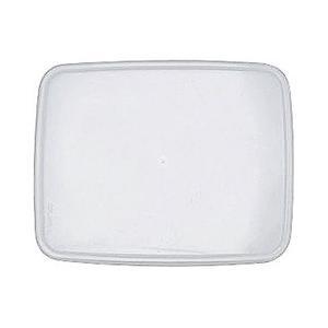 WhiteSeriesシール蓋(単品)レクタングル深型L用SFF-L CD:475137|n-kitchen