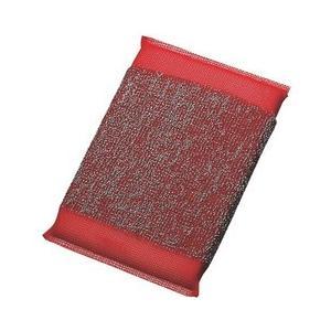 メタルクリーンスポンジ赤 CD:089071|n-kitchen