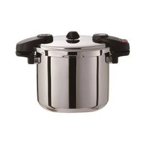 ワンダーシェフ圧力鍋8L(IDC80) CD:007244|n-kitchen