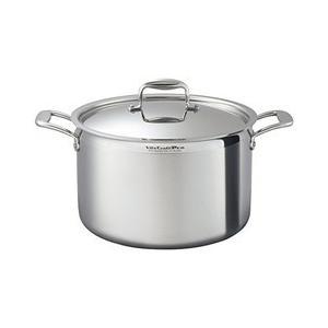 ビタクラフトプロ0224半寸胴鍋28cm CD:350231|n-kitchen
