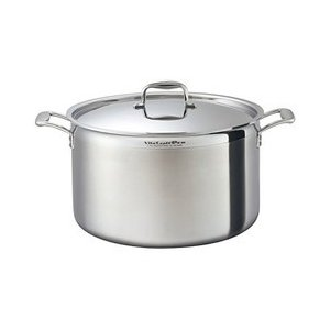 ビタクラフトプロ0228半寸胴鍋40cm CD:350234|n-kitchen