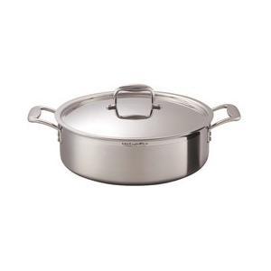 ビタクラフトプロ0233外輪鍋24cm CD:350236|n-kitchen