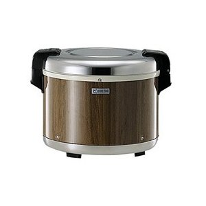 象印業務用電子ジャーTHA-C60A木目(3升3合)単相100V CD:122009|n-kitchen