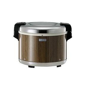 象印業務用電子ジャーTHA-C80A木目(4升4合)単相100V CD:122010|n-kitchen