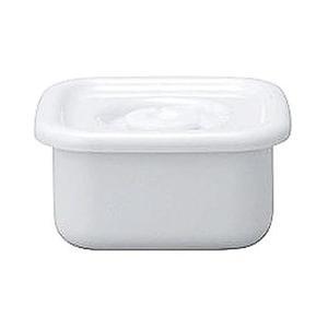 WhiteSeriesスクウェアS密閉蓋付WSM-S CD:475121|n-kitchen