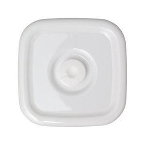 WhiteSeries密閉蓋(単品)スクウェアML用MFS-ML CD:475147|n-kitchen