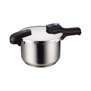 クイックエコ3層底切り替え式圧力鍋4.5?H-5041 CD:606471|n-kitchen