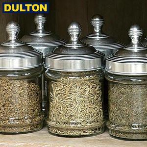 DULTON ガラスキャニスター PLAIN 無地 100-030 ダルトン n-kitchen