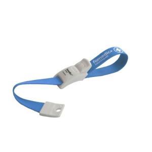 フォーメディックプラス ラテックスフリー ワンタッチ駆血帯 CL-200 ライトブルー|n-kitchen