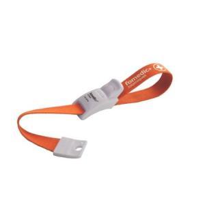 フォーメディックプラス ラテックスフリー ワンタッチ駆血帯 CL-200 オレンジ|n-kitchen