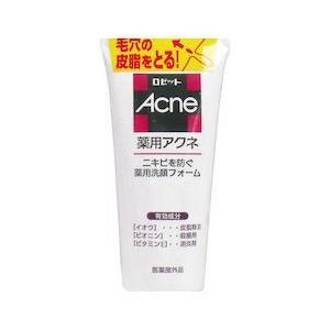 ロゼット 薬用アクネ 洗顔フォーム 130g入|n-kitchen