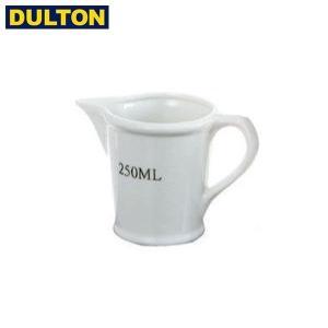 DULTON セラミック メジャーリング ジャグ 250mL (品番:CH05-K211) ダルトン インダストリアル アメリカン ヴィンテージ 男前 n-kitchen