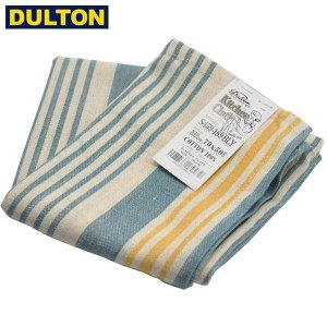 DULTON キッチン クロス ブルー×イエロー KITCHEN CLOTH BLUE/YELLOW (品番:S459-189BLY) ダルトン インダストリアル アメリカン ヴィンテージ 男前 n-kitchen