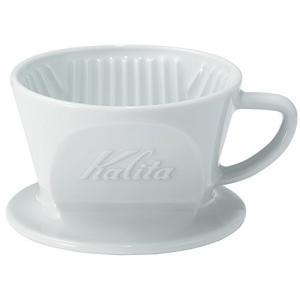 カリタ HA101 コーヒードリッパー 波佐見焼 1〜2人用|n-kitchen