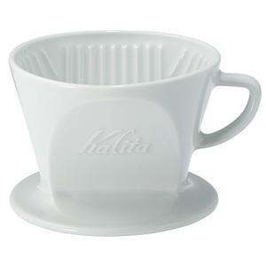 カリタ HA102 コーヒードリッパー 波佐見焼 2〜4人用|n-kitchen