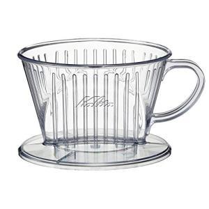 カリタ プラスチック製 コーヒードリッパー #101−D 1−2人用|n-kitchen