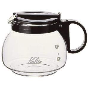 カリタ コーヒーメーカー用 102サーバー 600CC ブラック #31037|n-kitchen