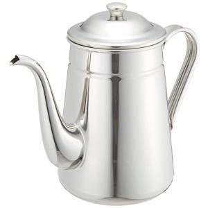 カリタ ステンレス製コーヒーポット 2.2L #52033|n-kitchen
