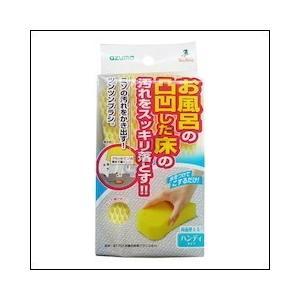 アズマ工業 お風呂床用ブラシ スポンジ BT752|n-kitchen