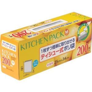 キッチンパック M 200枚入 250*340mm 宇部フィルム|n-kitchen