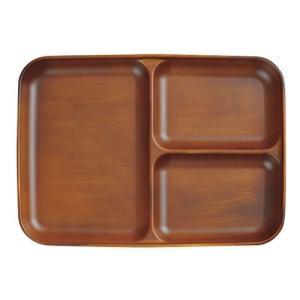 SEE ランチ皿 ライトブラウン 235147 宮本産業 n-kitchen