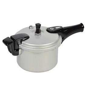パール金属 ホットクッキング アルミ IH対応 圧力 鍋 3.0L 4合炊 HB-377|n-kitchen