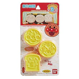 アンパンマン 食パン抜き型 2353744 n-kitchen